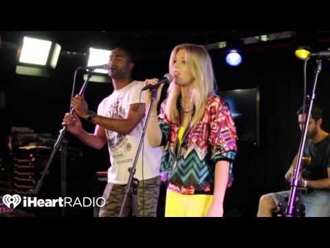 "Rudimental ""Free"" Live Performance"
