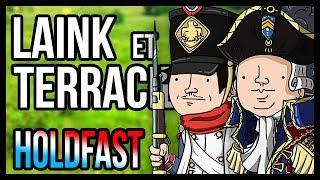 IL FAUT PROTÉGER LA REINE !!! (Holdfast Nations At War)