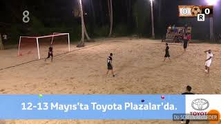 Sorvivor 2018 All Star vs Acun Medya Futbol kapışması(Ümit Karandan harika gol)