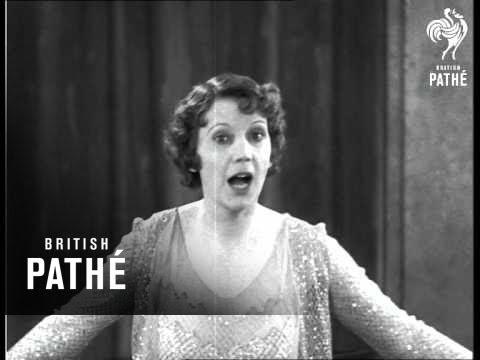 Elsie Carlisle (1931)