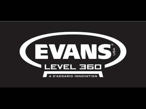 Max Talion - Evans Drumheads Test (part 1)