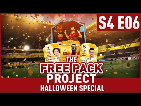 The Free Pack Project - S4E06 - The (late) Halloween Special