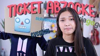 warum fast keiner BTS Tickets bekommen hat | Eventim, Viagogo etc. Abzocke