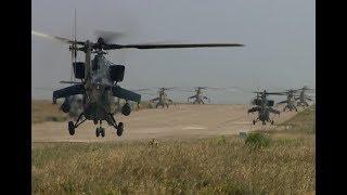 Боевые Вертолеты Армии Азербайджана
