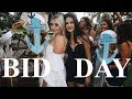 SORORITY BID DAY 2017 VLOG AT THE UNIVERSITY OF FLORIDA