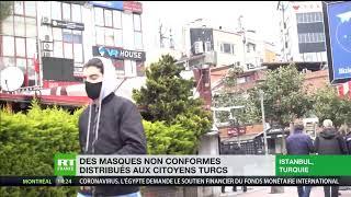 Le JT de RT France - Dimanche 26 avril 2020