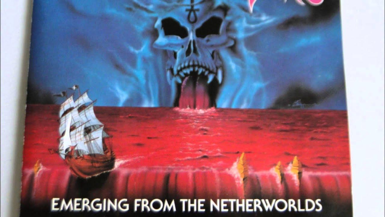 thanatos emerging from the netherworlds
