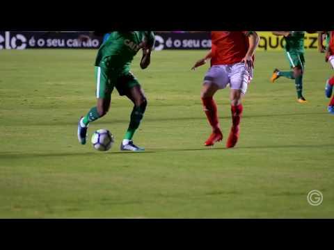 Bastidores - Goiás 0 (6)x(5) 0 Boa Esporte - #NadaPodeAbalar