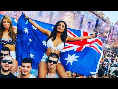 Toneshifterz - I Am Australian (Hardstyle) | HQ Videoclip