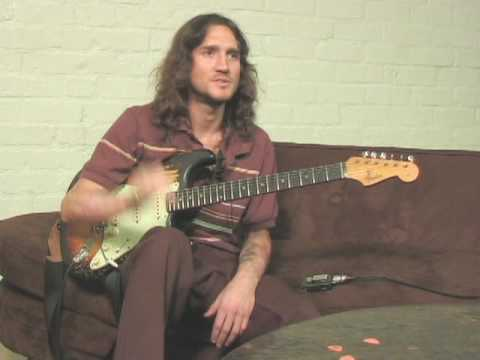 John Frusciante - Funk Lessons