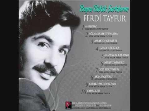 01.Ferdi Tayfur - Hayirsiz (Yep Yeni Albüm 2010)