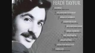01 Ferdi Tayfur Hayirsiz Yep Yeni Albüm 2010