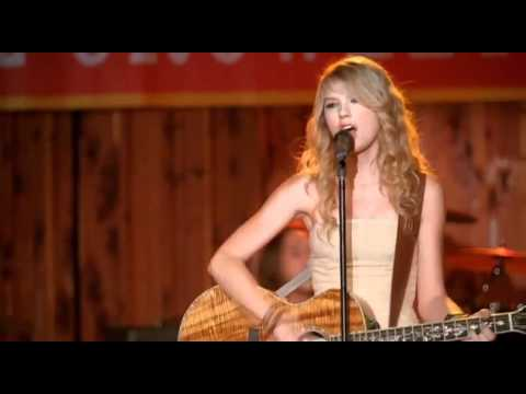 Taylor Swift - Crazier (official music video)