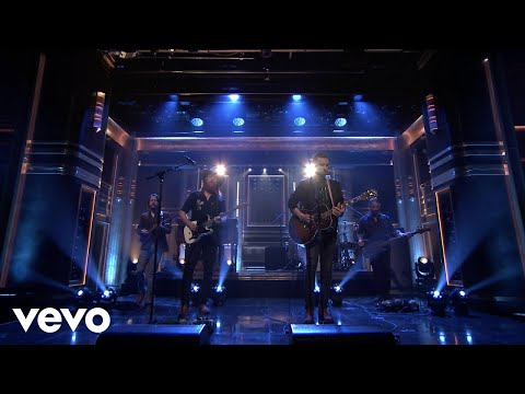 I Don't Remember Me (Before You) (Live From The Tonight Show Starring Jimmy Fallon)