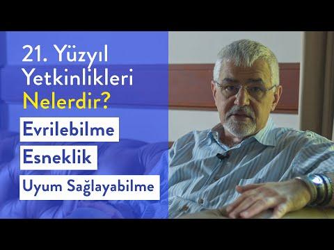 Prof. Dr. Erhan Erkut / 21. Yüzyıl Yetkinlikleri -  Evrilebilme, Esneklik, Uyum Sağlayabilme