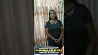 D.A.K. Wasana Sandamali Deshabandu  Hiru Star - Season 02   Online Auditions