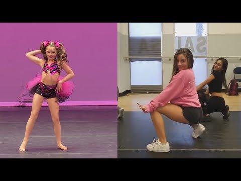 Mackenzie Ziegler: Pigtails to Sl*t drops