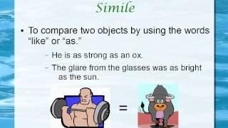 Lesson 2: Figurative Language