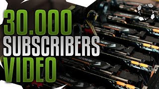 30.000 GPU Mining Subscribers Have Been REACHED!