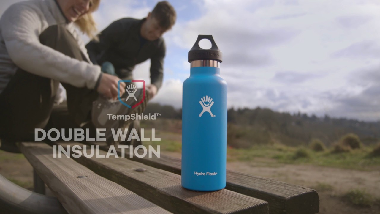 Hydro Flask Standard Mouth Bottle Collection Youtube