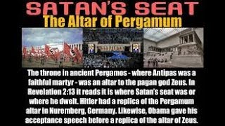 Satan's Seat: Obama The Antichrist And The Abomination Of Desolation