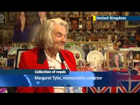 British Royal Family's Biggest Fan: Margaret Tyler filled her home with royal memorabilia since 1977