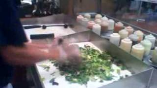 O-to-Chop't Salad in 30 seconds