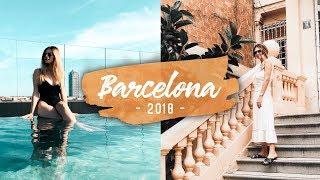BARCELONA 2018 - VLOG Z WAKACJI - pakuję się na wyjazd   CheersMyHeels