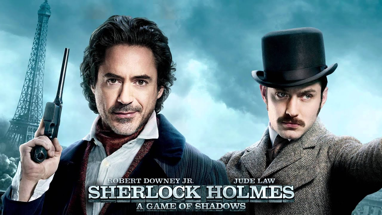 Sherlock Holmes A Game Of Shadows Ost 1 2 I See Everything