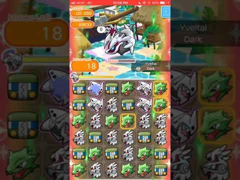 Pokemon Shuffle - Final S-Rank In The Game, And Shuffle Legend