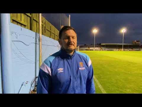 Marc Bircham post match after 2-1 win against Drogheda United