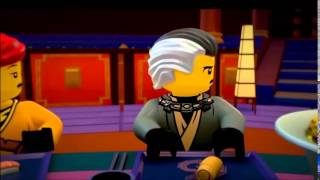 Ninjago Parody: Clouse's Death Stare and Nya is the Next Michael Bay