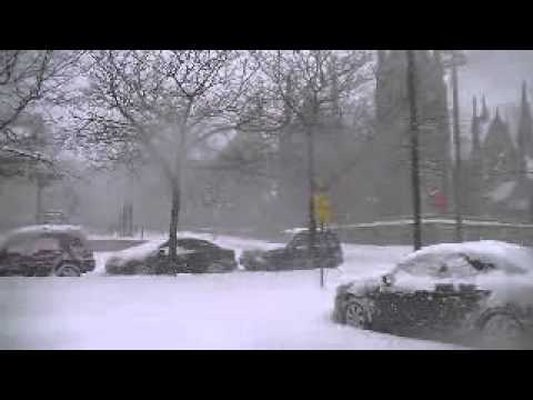 A Winter Walk Through the Corktown District of Hamilton, Ontario, Canada - part two