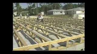 What Is A Raised Wood Floor Foundation?