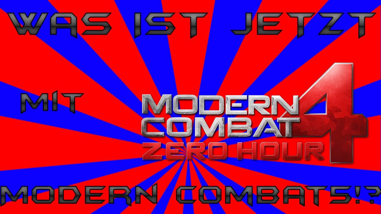 Modern Combat 4 Gameplay Was ist jetzt mit MC5!? [HD] (Deutsch ...