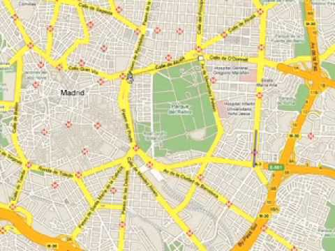 C mo crear mapas personalizados youtube for Como crear un plano