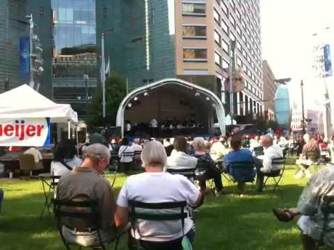 Detroit Northwestern High School Alumni Jazz Band at 2009 D