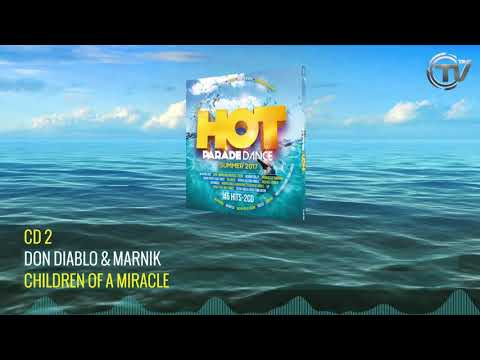 HOT PARADE DANCE SUMMER 2017 (Official Minimix) - Time Records