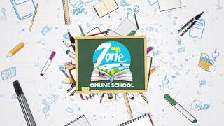 My Zone Online School: Grade 2 & 3 - Week 1 - Lesson 5 (Reading and Writing)