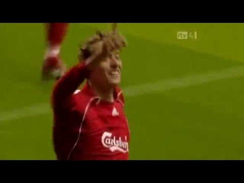 Peter Crouch Goal 27.09.2006 Liverpool FC - Galatasaray SK 3:2