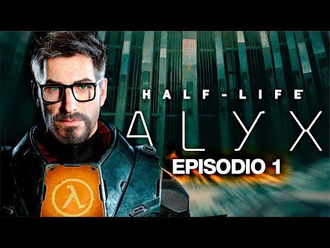 ESTO ES INCREIBLE | Half-Life: Alyx (EPISODIO 1)