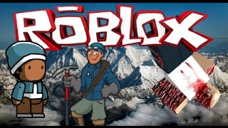 DEATH ON MOUNT EVEREST - Mt Everest Climbing Roleplay BETA (ROBLOX)