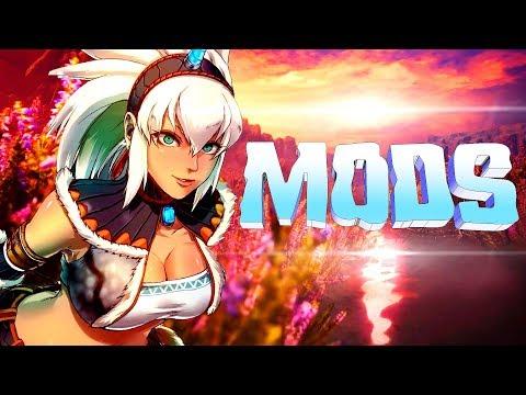 Monster Hunter World - Лучшие моды thumbnail