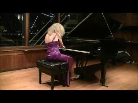 Sophia Agranovich - Liszt Sonata in B minor (part 2 of 3)