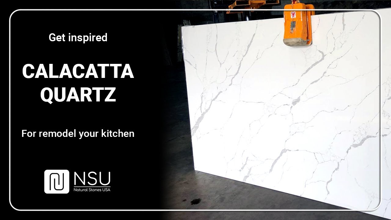 Calacatta Quartz - Natural Stones USA - NSU