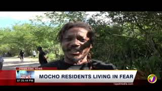 Mocho Residents Living in Fear (TVJ Prime Time News) January 16 2019