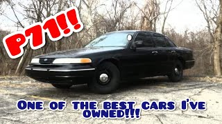 Vehicles I've Owned: 1997 Ford Crown Victoria P71