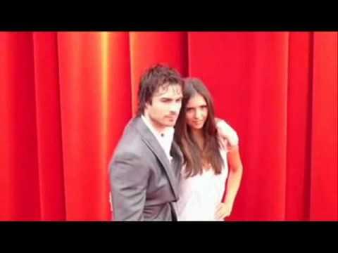 ianina and paul - monaco in monte carlo tv festival 2010