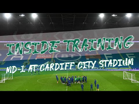 INSIDE TRAINING | New faces join at the Cardiff City Stadium