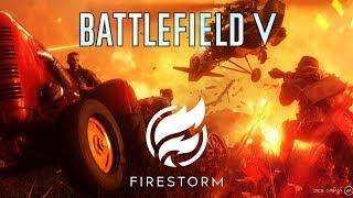 FIRESTORM // New Battle Royal // BFV // Battlefield 5 // BR // PC Gameplay